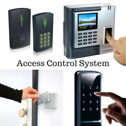 Access Control System Biometric System Evogene Security