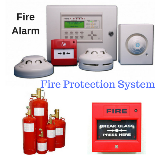 Fire Protection System In Bihar